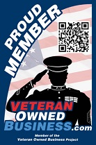 Proud Veteran Owned Business!